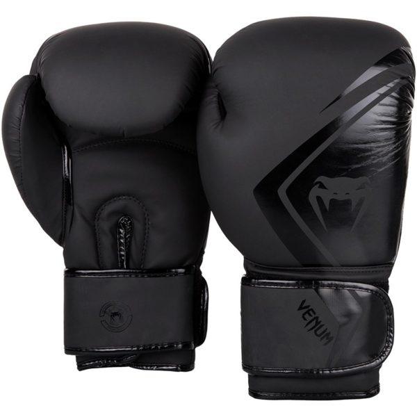 Venum Boxningshandskar Contender 2 0 svart svart 1