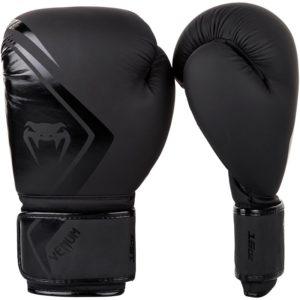 Venum Boxningshandskar Contender 2 0 svart svart 2