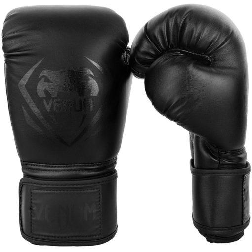 Venum Boxningshandskar Contender svart svart 1