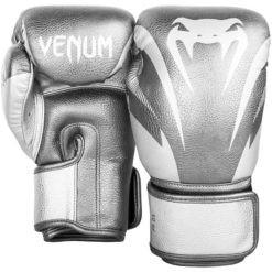 Venum Boxningshandskar Impact silver 2