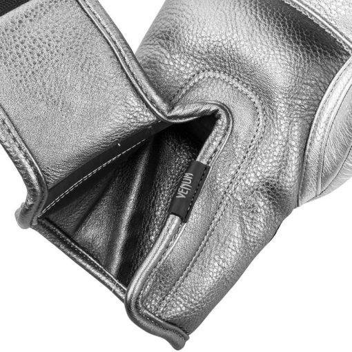 Venum Boxningshandskar Impact silver 4