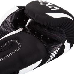 Venum Boxningshandskar Impact svart vit 3