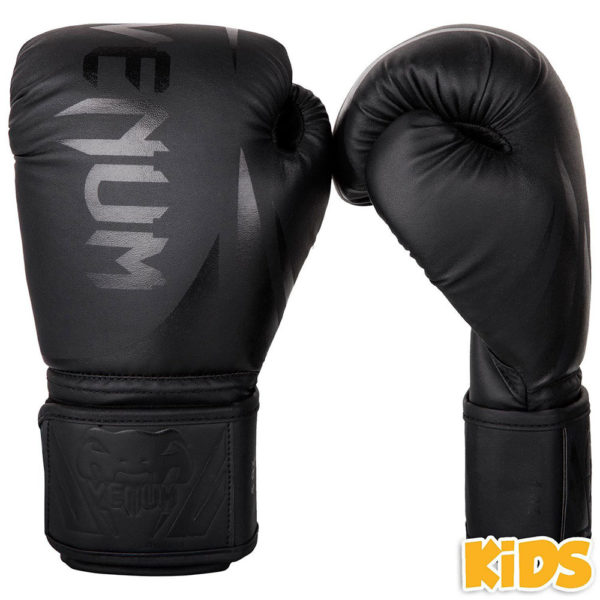 Venum Boxningshandskar Kids Challenger 2.0 svart svart 1