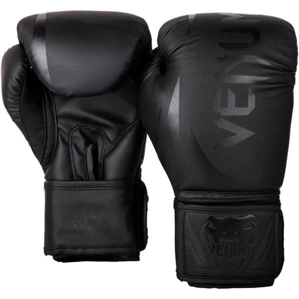 Venum Boxningshandskar Kids Challenger 2.0 svart svart 2