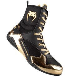 Venum Boxningsskor Elite svart guld 1