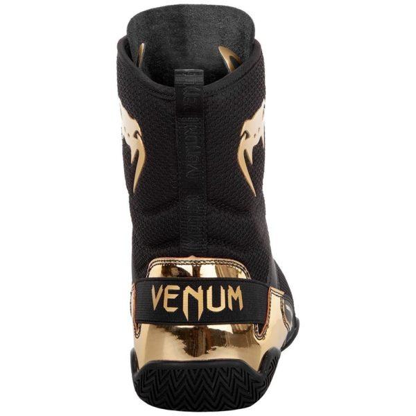 Venum Boxningsskor Elite svart guld 10