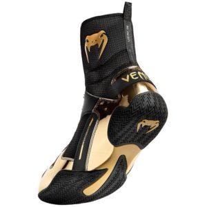 Venum Boxningsskor Elite svart guld 2