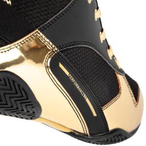 Venum Boxningsskor Elite svart guld 4