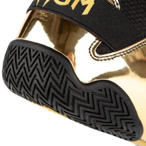 Venum Boxningsskor Elite svart guld 5