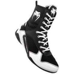 Venum Boxningsskor Elite svart vit 1