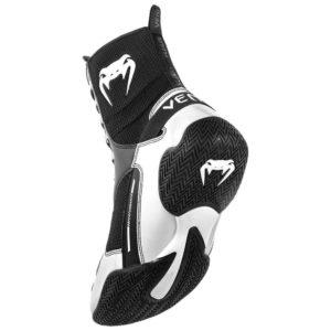 Venum Boxningsskor Elite svart vit 2