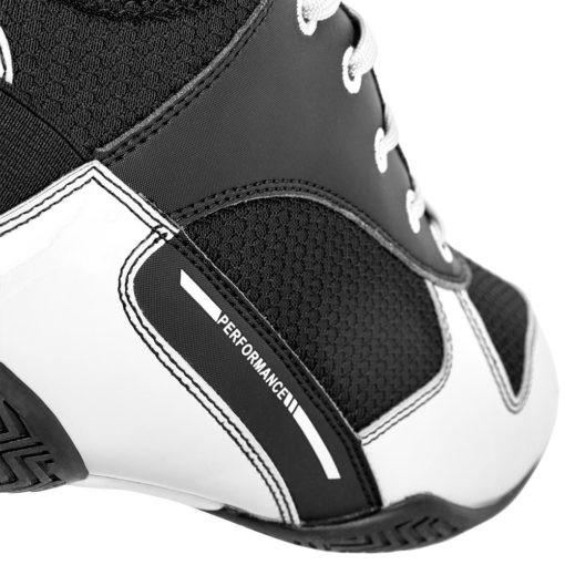 Venum Boxningsskor Elite svart vit 4