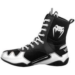 Venum Boxningsskor Elite svart vit 6