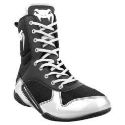 Venum Boxningsskor Elite svart vit 7