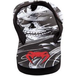 Venum Flip Flops Samurai Skull 4