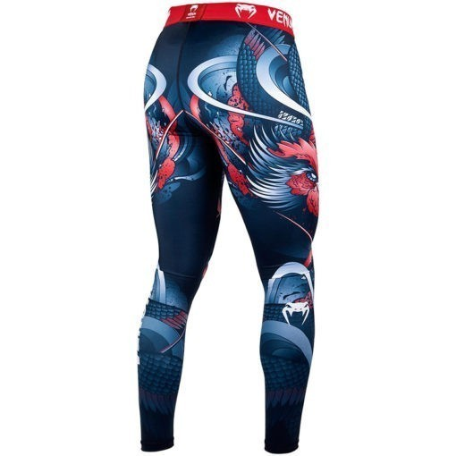 Venum Grappling Spats Rooster 3