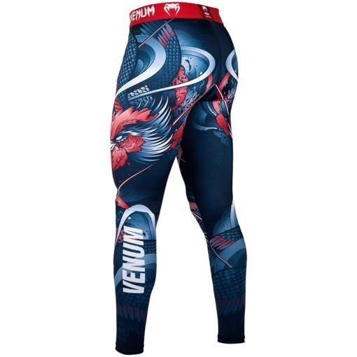 Venum Grappling Spats Rooster 4