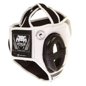 Venum Huvudskydd Challenger 2 0 svart vit 4