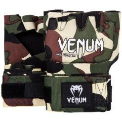 Venum Kontact Gel Glove Wraps camo 1