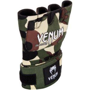 Venum Kontact Gel Glove Wraps camo 3