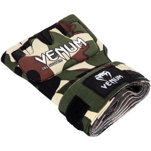 Venum Kontact Gel Glove Wraps camo 4