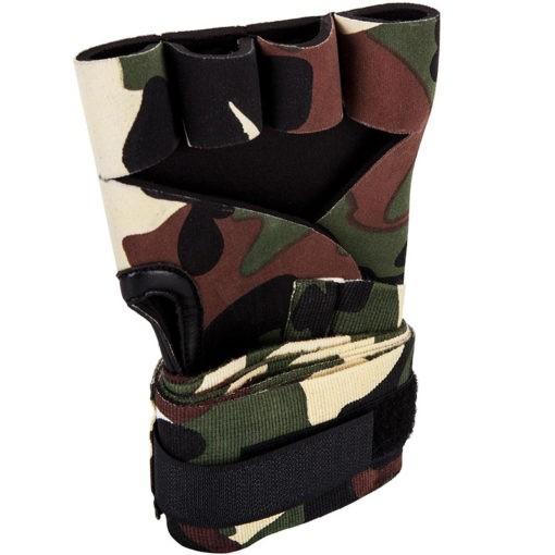 Venum Kontact Gel Glove Wraps camo 5