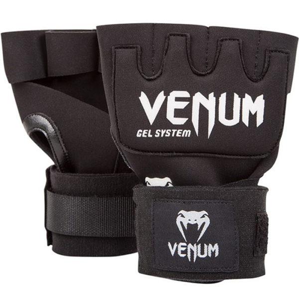 Venum Kontact Gel Glove Wraps svart 1 1