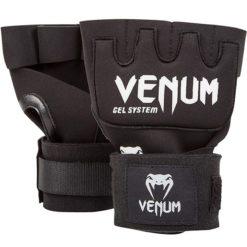 Venum Kontact Gel Glove Wraps svart 1