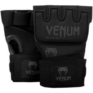 Venum Kontact Gel Glove Wraps svart svart 1