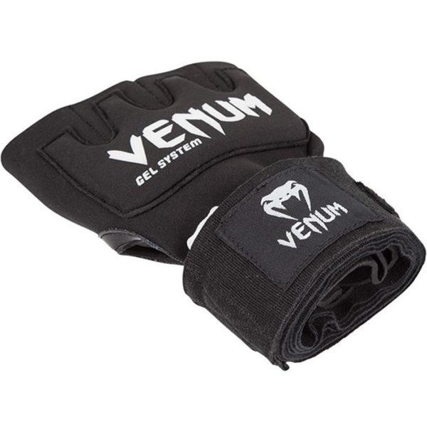 Venum Kontact Gel Glove Wraps svart4
