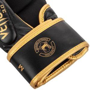 Venum MMA Sparringhandskar Challenger 3 0 svart guld 5