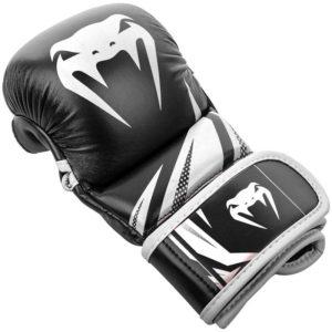 Venum MMA Sparringhandskar Challenger 3 0 svart vit 2