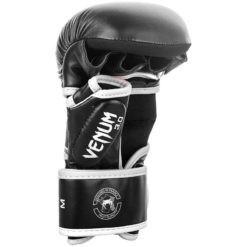 Venum MMA Sparringhandskar Challenger 3 0 svart vit 3
