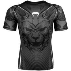 Venum Rashguard Bloody Roar Short Sleeve svart 1