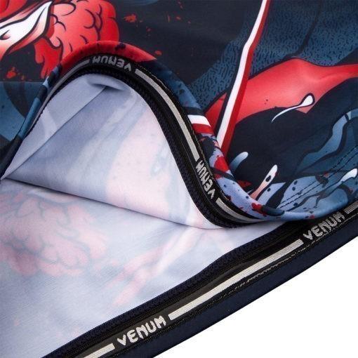 Venum Rashguard Rooster Short Sleeve 6