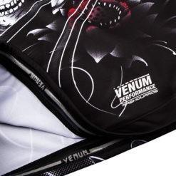 Venum Rashguard Short Sleeve Samurai Skull 8