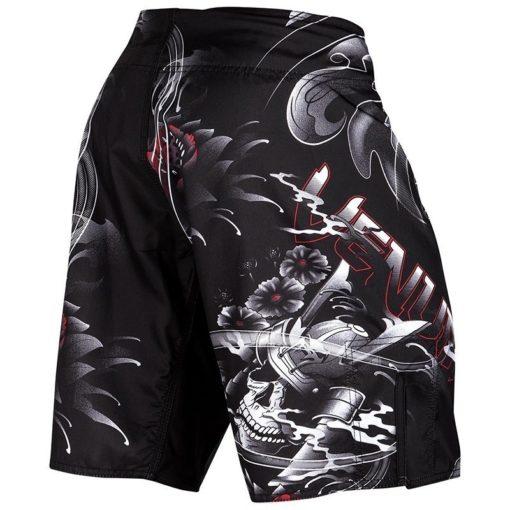 Venum Shorts Samurai Skull 4