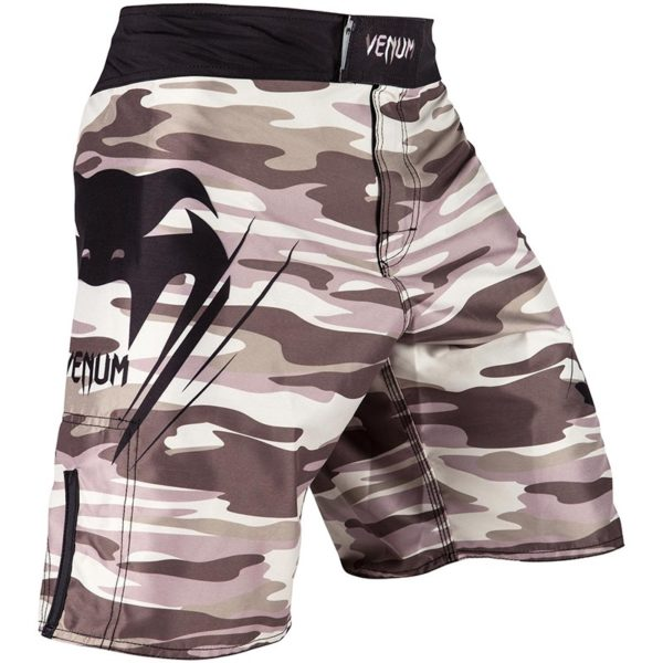 Venum Shorts Wave Camo Brun 1