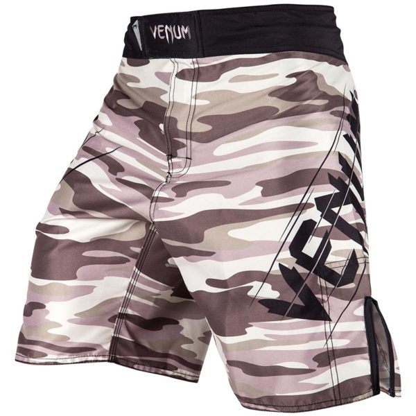 Venum Shorts Wave Camo Brun 2