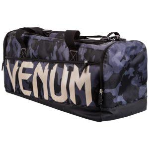 Venum Sparring Sport Bag camo 1
