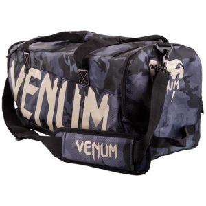 Venum Sparring Sport Bag camo 3