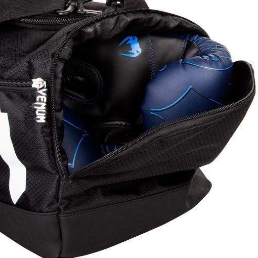 Venum Sparring Sport Bag svart vit 3