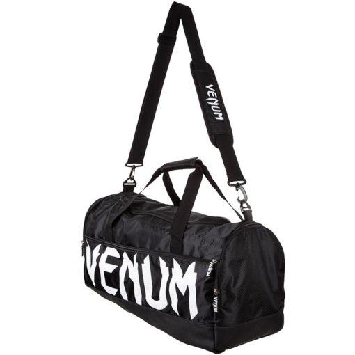 Venum Sparring Sport Bag svart vit 5