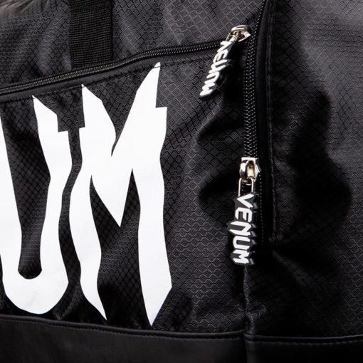 Venum Sparring Sport Bag svart vit 8