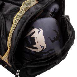 Venum Trainer Lite Sport Bag svart guld 3