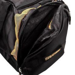 Venum Trainer Lite Sport Bag svart guld 4
