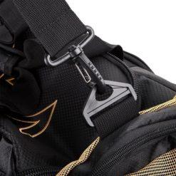 Venum Trainer Lite Sport Bag svart guld 6