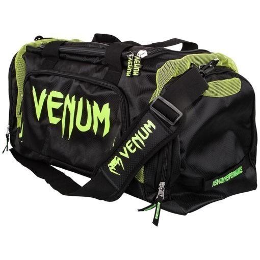 Venum Trainer Lite Sport Bag svart neon 1