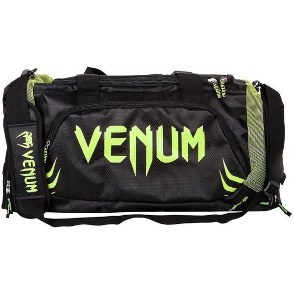 Venum Trainer Lite Sport Bag svart neon 2
