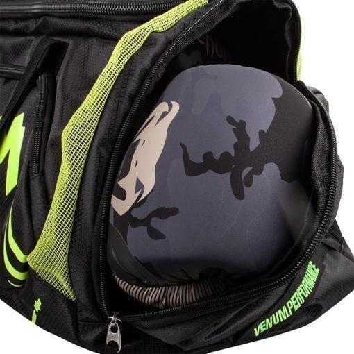 Venum Trainer Lite Sport Bag svart neon 5